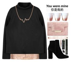 """""""► anglea"""" by amxnduhh ❤ liked on Polyvore featuring Glamorous, Mark Broumand, MANGO, Anne Klein, NARS Cosmetics, Dorothy Perkins and Mminimal"""