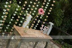 photobooth Ideas para añadir toques de color al día de tu boda