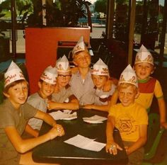 McDONALD'S - I remember how exciting it was when Toowoomba got its first McDonald's in the 70s.