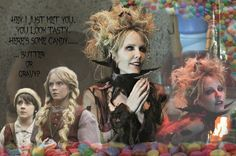 The Blind Witch OUAT by BunniBizzare.deviantart.com on @deviantART