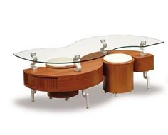 Global Furniture Tail Table Gl T288c Modern Coffee Sets