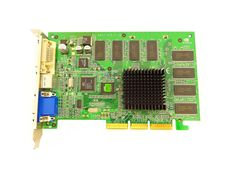 Nvidia GeForce2 Rev:1.0A 64MB MX400 AGP Card Mfr P/N MS-8837
