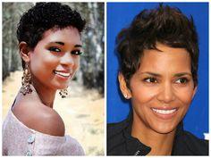 Short Pixie Haircuts For Black Women - http://helenglavin.com/short-pixie-haircuts-for-black-women/708