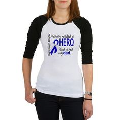 Colon Cancer Heaven Needed A Hero Shirt