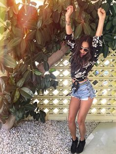 Shay Mitchell PLL @ coachella Follow me for more @verayouknow
