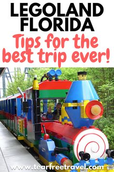 If you haven't been to Legoland Florida, now is definitely the time! But before you go, here are some tips and hacks that will save you time, money, and will help you have the best Legoland trip ever!