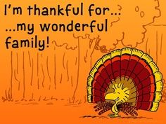 I am thankful for . my wonderful family! I am thankful for … my wonderful family! Thanksgiving Thanksgiving pictures happy …- my Peanuts Thanksgiving, Charlie Brown Thanksgiving, Thanksgiving Pictures, Thanksgiving Quotes, Charlie Brown And Snoopy, Happy Thanksgiving, Thanksgiving Cartoon, Snoopy Love, Snoopy And Woodstock
