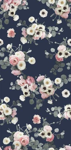Shop Samantha Santana's real floral patterns and prints, on REMOVABLE, prepasted wallpaper rolls. Iphone Wallpaper Vintage Pattern, Iphone Wallpaper Mandala, Floral Wallpaper Phone, Iphone Background Wallpaper, Flower Wallpaper, Wallpaper App, Tumblr Backgrounds, Flower Backgrounds, Vintage Backgrounds