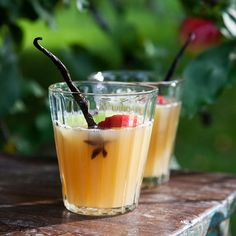 Bjud på den här goda drinken antingen före eller efter middagen!