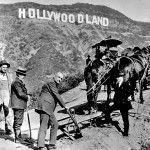 The Hollywood sign | A photographic history of the Los Angeles landmark