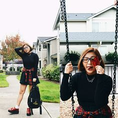 Get this look: http://lb.nu/look/7828566  More looks by Hermosa Tang: http://lb.nu/thyhermosa  Items in this look:  Forever 21 Turtleneck, Forever 21 Necklace, I.T Skirt, Vivienne Westwood Bag, Topshop Socks, I.T Shoes   #classic #retro #street