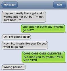 funny jokes text girl