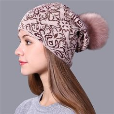 Xthree Warm wool winter Knitted Hat