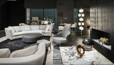 Italian Design Brands at Maison et Objet Paris - @minottiofficial  by Rodolfo Dordoni #italian #design | See more at http://www.milandesignagenda.com/italian-design-brands-at-imm-cologne-2016-minotti-by-rodolfo-dordoni/