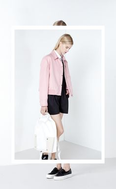 inspiration for www.duefashion.com locle by low classic s/s 2014