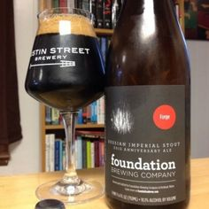Foundation Brewing Company Forge RIS
