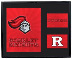 Amazon.com: Rutgers Scarlet Knights FRAMED ARTWORK-Rutgers Scarlet Knights COLLEGE LOGO FRAMED PICTURE