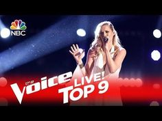 """Hannah Huston performed """"Say You Love Me"""" on """"The Voice"""" on Monday night. Watch it here."""