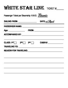 Sail the ship of dreams and celebrate the 100th anniversary of the Titanic. Students will take on the persona of a passenger as they learn about the great ship from its construction to its sinking. Seven complete activities with printable resources and links to dozens of additional resources are included in this unit that focuses on reading and language arts skills.