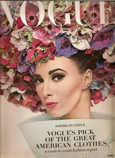 Vogue February 1964 - Americana Issue-Spring Collections-Suzy Parker | eBay