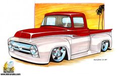 Cool Hot Rod Coloring Pages | Hot+rod+trucks+wallpaper
