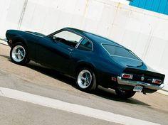 1972 Ford Maverick. My first car!