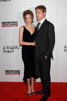 """Angelina Jolie - Paramount Vantage Premiere Of """"A Mighty Heart"""" - Arrivals"""