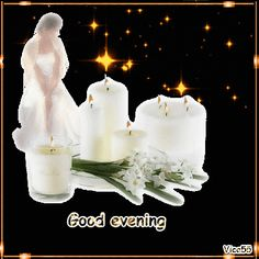 Good Morning My Friend, Pillar Candles, Birthday Candles, Candles