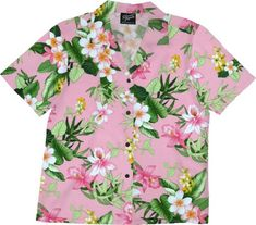 8a4a9aea Tropical Garden Womens Hawaiian Shirts Hawaiian Shirts Aloha Shirt Hawaiian  Clothing 100 Cotton ***