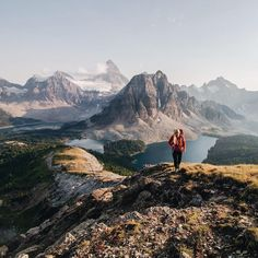 Backpacking in Mount Assiniboine Provincial Park in the Canadian Rockies Photo: Adventure Awaits, Adventure Travel, Trekking, Ski, Escalade, Kayak, All Nature, Adventure Is Out There, British Columbia