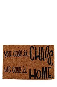 COIR WE CALL IT HOME 40X60CM DOORMAT