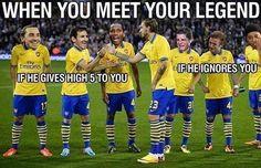 Płacz kiedy Ciebie ignoruje, radość kiedy zbija z Tobą pionę • Lord Bendtner czyli kiedy spotkasz swoją legendę • Wejdź i zobacz >> #bendtner #soccer #sports #football #pilkanozna #memes