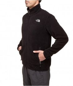 The North Face Men's Quartz Jacket - Polartec Thermal Pro fleece