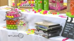 Great party ideas.  Perfect for a girl's night out/chick flick party.  studio5.ksl.com