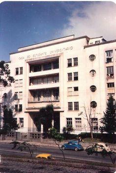 Casa do estudante universitário