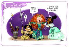 All the Pocket Princesses thus far - Album on Imgur