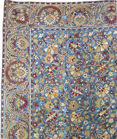 Embroidery, Cover, 17th Century In a Turkish household, the number of textile items is large, which probably goes back to Turk's nomadic past of wrapping all their possessions in textile bundles to cary them from place to place. Most of these are small pieces hand embroidered with patient diligence. Due to the amount of work it takes to produce them, they are not used in everyday life but stored in bridal chest as family heirloom only to be used for ceremonies such as weddings, ceremonial…
