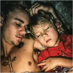 Justin Bieber Photo: justin bieber & jaxon bieber,2016