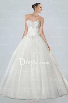 Formidable Sweetheart Ball Gown Wedding Garment Featuring Beaded Applique and Scattered Sequins