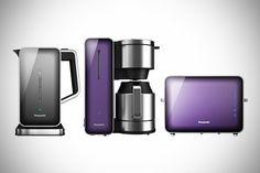 Panasonic Breakfast Collection Kitchen Appliances