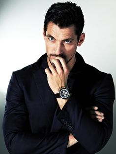The CONWAY: David Gandy for Phoenix Issue 7
