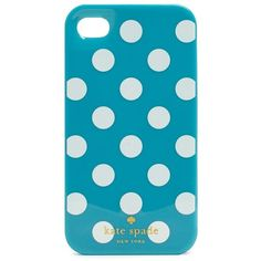 Kate Spade New York La Pavillion Iphone 4 Case ($30) ❤ liked on Polyvore