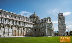 Tower of Pisa - Italy — earthXplorer adventure travel photography