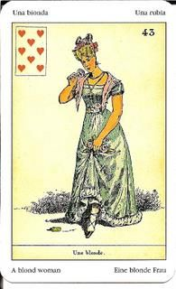 Sibilla Oracle (La Sibylle des Salons) Card Meanings – Golden Mousedeer Ace Of Hearts, Tarot Meanings, Remember The Name, Cartomancy, Meant To Be, Salons, Cards, Altar, Meditation