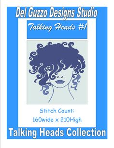 SIZE:  Throw size pattern 160x210  Series: Talking Heads Collection  Pattern Information:  PDF consisting of 33 pages  A full color pattern containing a front cover, small complete graph, how to tape pages together, large graph broken down onto multiple pages for ease of viewing. (can be zoomed in and out)  Color key for Red Heart Yarns.  Instructions for how to read my graphs/patterns  And a Stitch and Skein count in an easy to read chart for G, H, & I hooks in SC, DC, & HDC