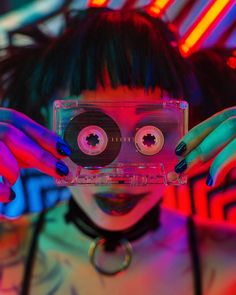Welcome to Cyberpunk Cities, The place where we showcase all types of Cyberpunk inspired art and photography! Neon Photography, Creative Photography, Portrait Photography, Ideas For Photography, Double Exposure Photography, Artistic Photography, Fashion Photography, Urbane Fotografie, Cyberpunk Kunst