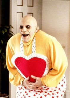 Uncle Fester in Love