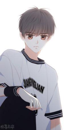 I Love me valeria Cute Couple Cartoon, Cute Couple Art, Anime Love Couple, Anime Cupples, Anime Angel, Anime Kawaii, Dark Anime Guys, Cool Anime Guys, Anime Couples Drawings
