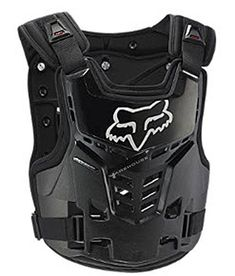Fox Racing Youth Proframe Lc Chest Protector Black One Size Fits All Osfa http://www.motorcyclegoods.com/35-great-chest-protectors/