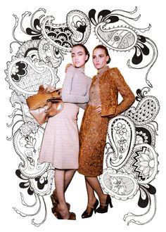 Prada Paisley by chiqui.deviantart.com